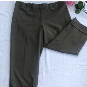 👖 Dalia Crop Pants Size 14